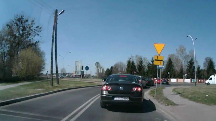 Królowej Jadwigi w Zamościu: skręcamy w lewo