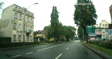 """Egzamin: """"kierujemy się w stronę Lublina"""". To znaczy w którą stronę?"""