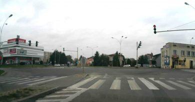 Skrzyżowania na nowych trasach egzaminacyjnych #3 Wojska Polskiego-Piłsudskiego